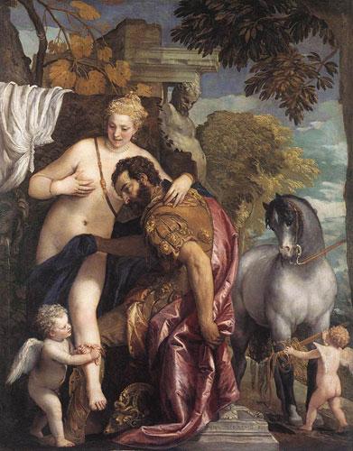 Marte, Venus y el amor