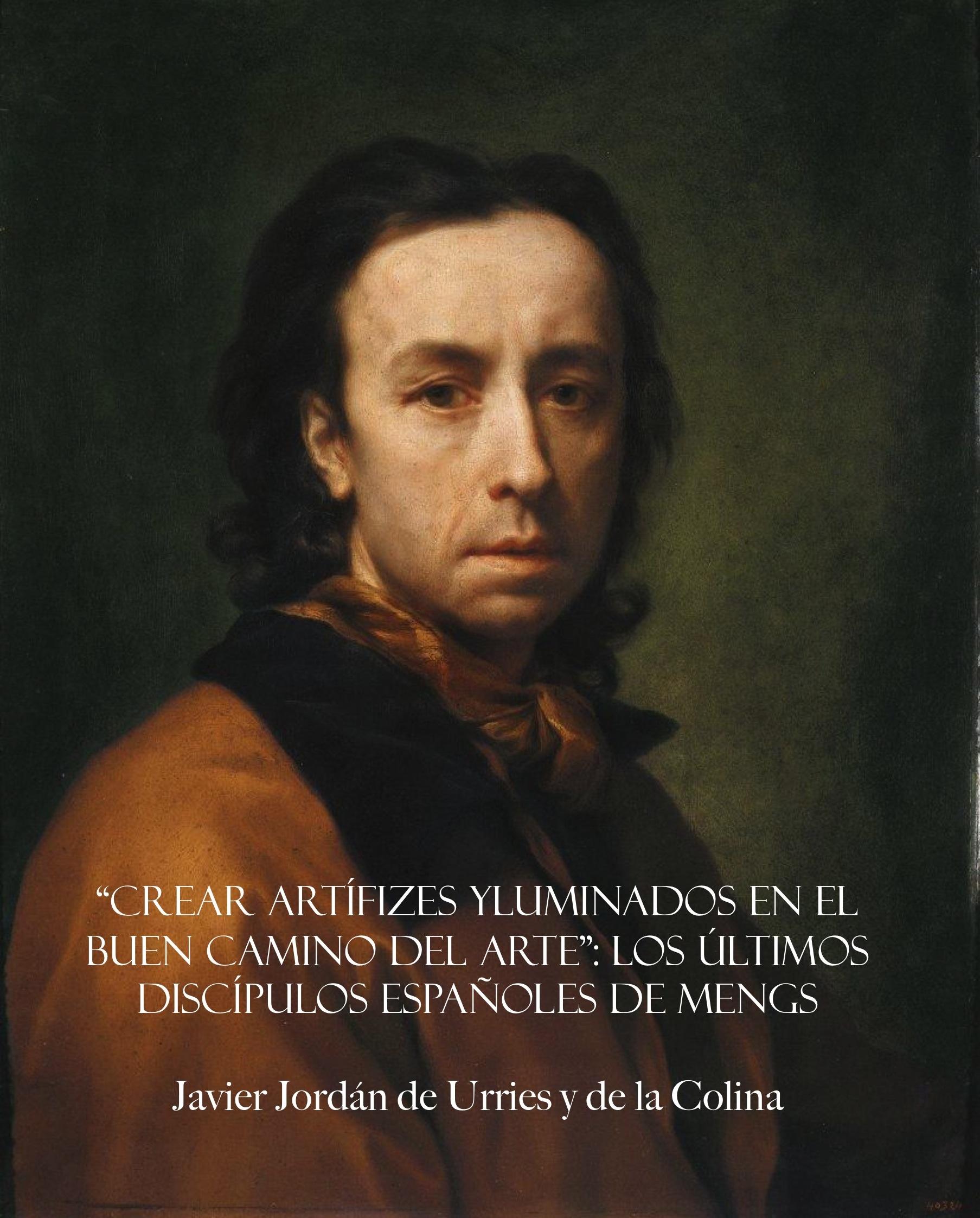 Los últimos discípulos españoles de Mengs