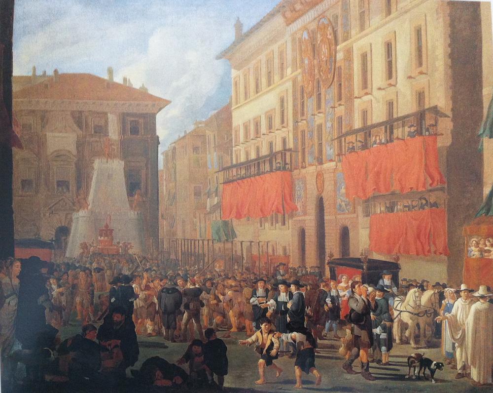 La fiesta Cortesana: Versalles y Madrid
