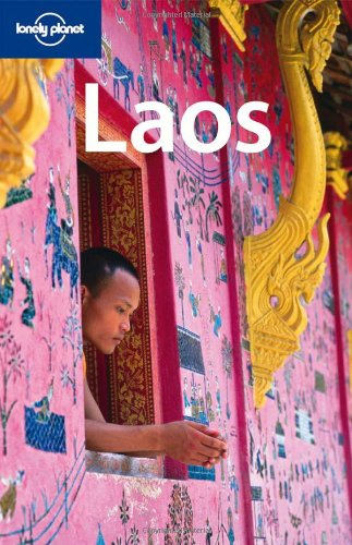 Portada de la Lonely Planet de Laos, 2010.
