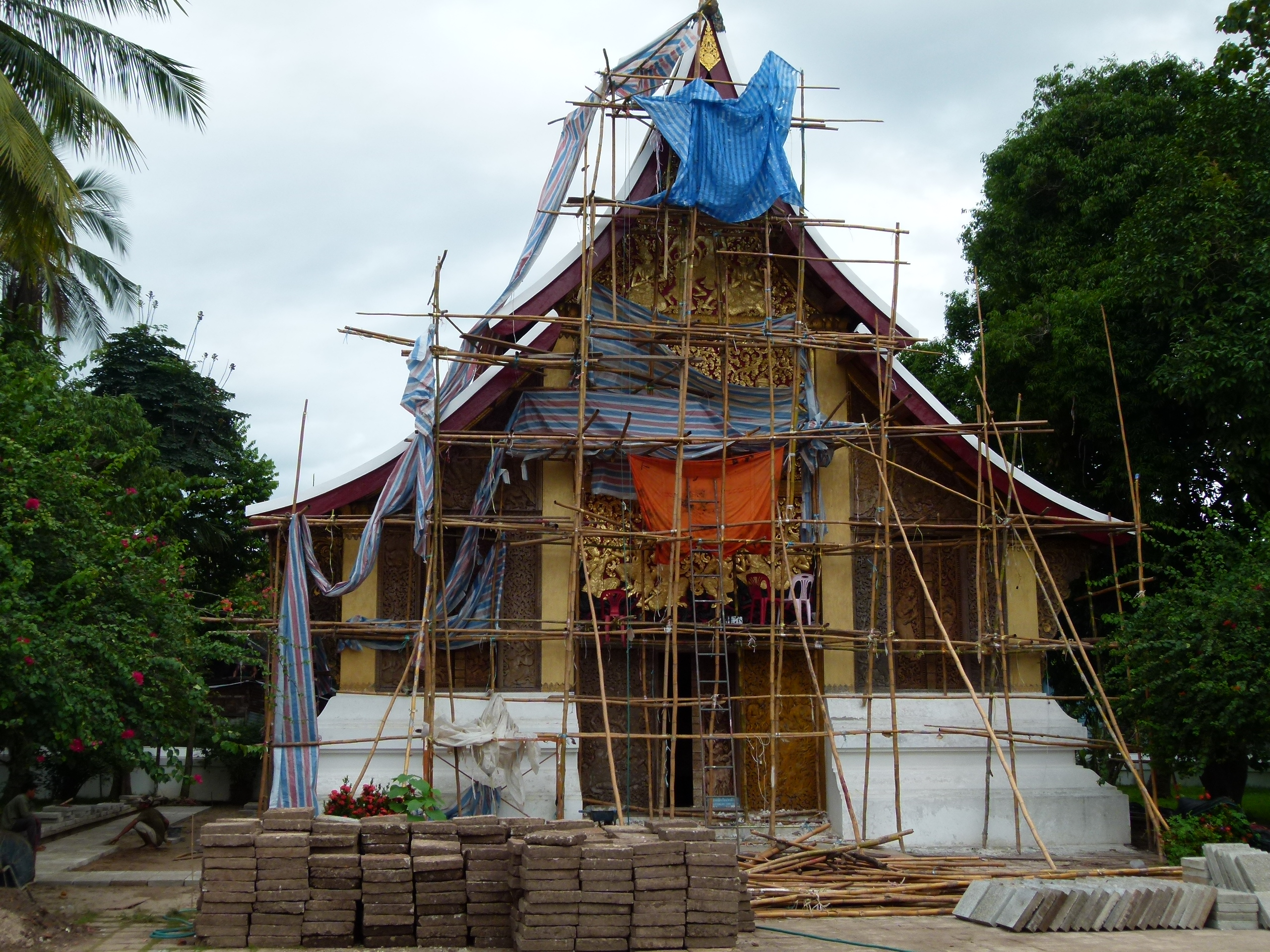 La restauración del Patrimonio Mundial al Titanlux