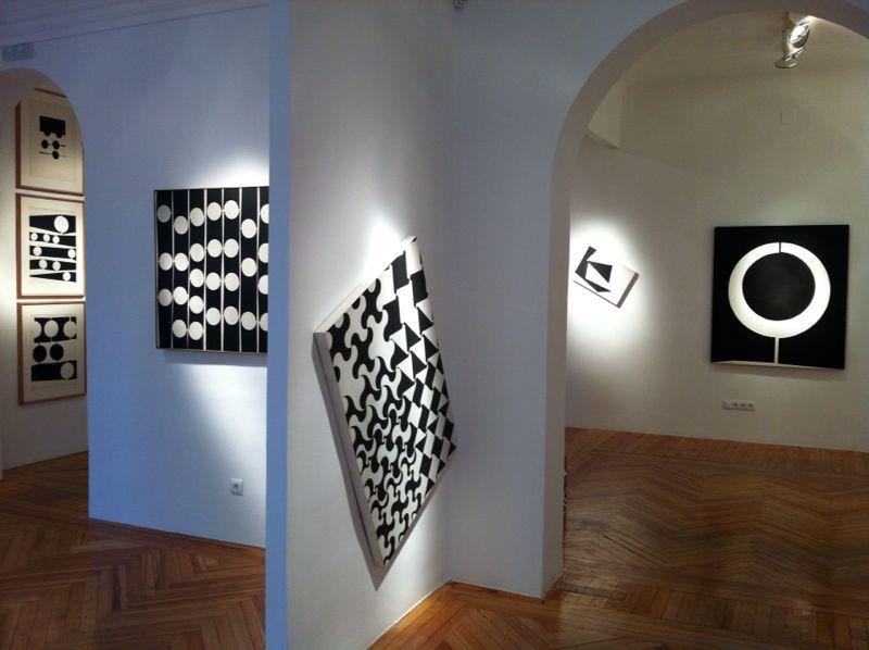 Geometría y espacio. La galería José de la Mano