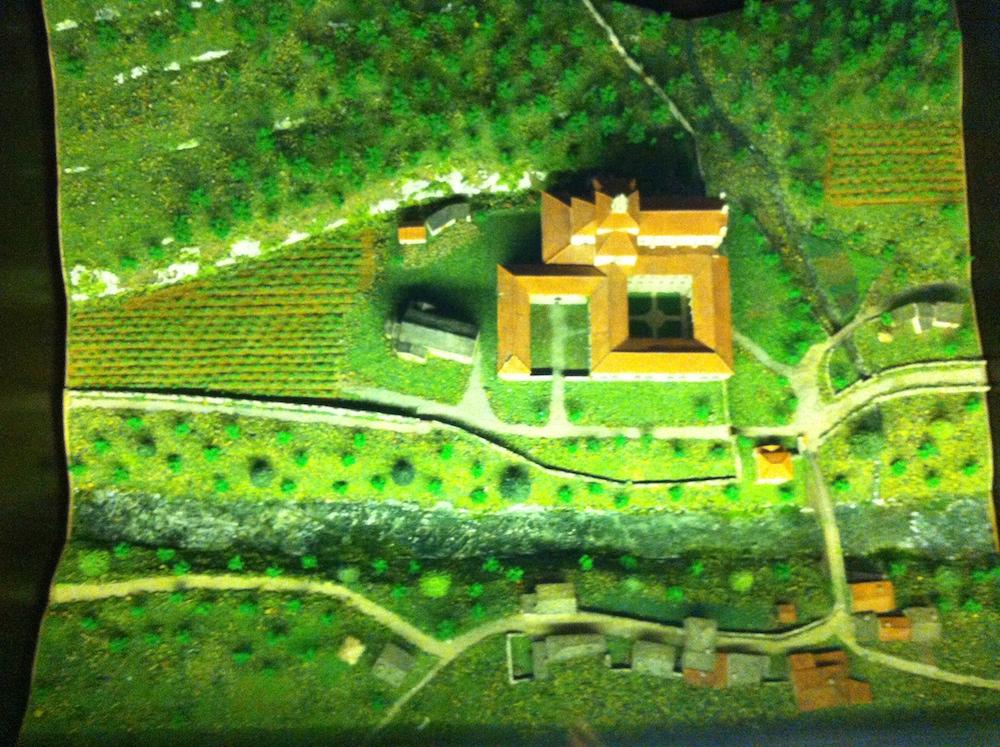 El monasterio en el siglo XVII