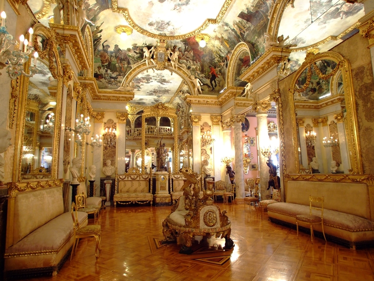 La exquisitez del XIX: el Museo Cerralbo