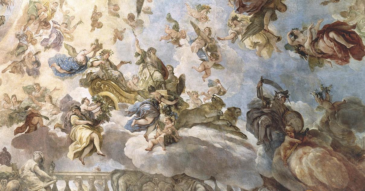 Cuando las figuras de Giordano sobrevuelan nuestras cabezas (I)