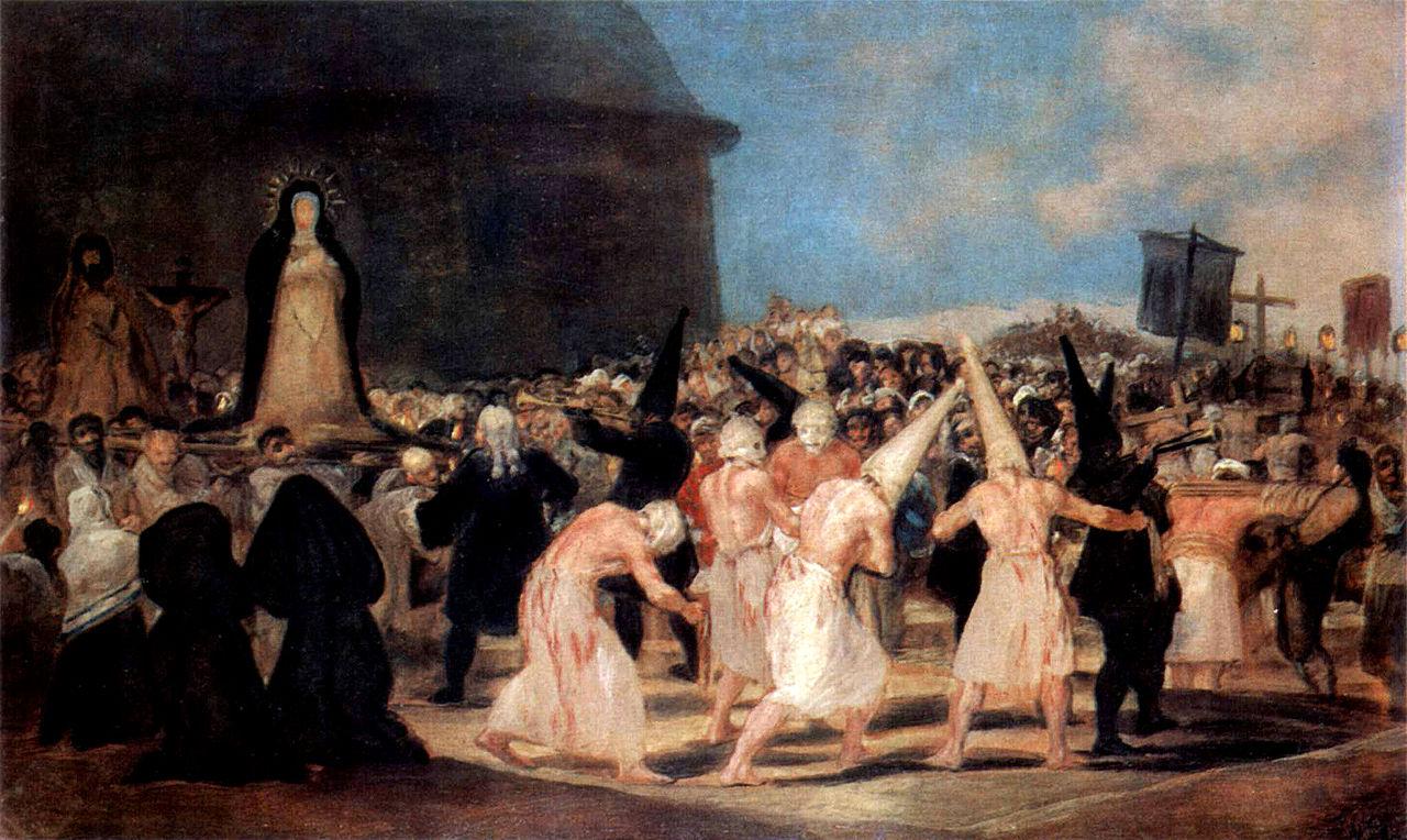 Pasión por el arte: Tres ejemplos de las relaciones artísticas con la Semana Santa