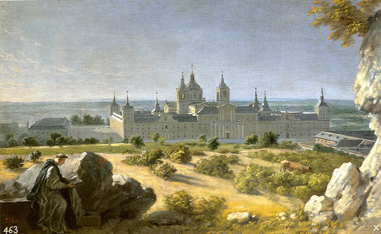 El Escorial: Octava maravilla del mundo. Construcción y arquitectura