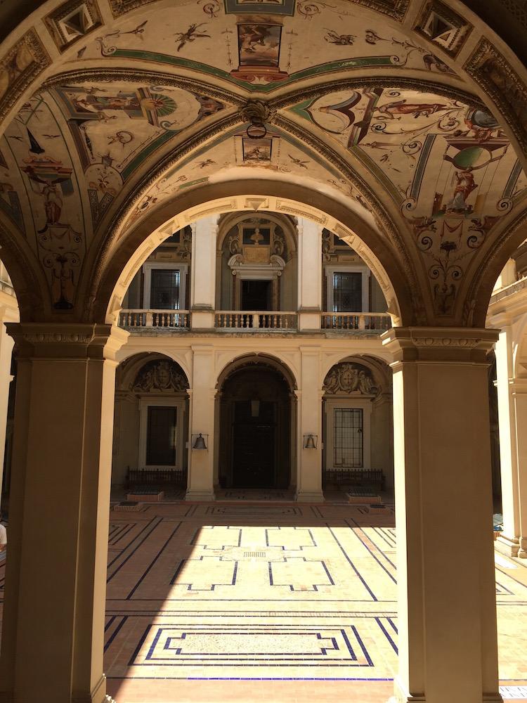 Porque pudo y porque quiso: El Palacio del Marqués de Santa Cruz