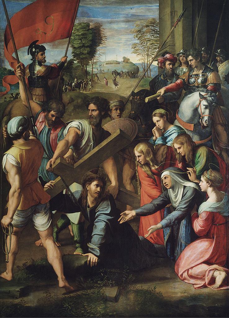 """El Pasmo de Sicilia, una pintura """"milagrosa"""""""