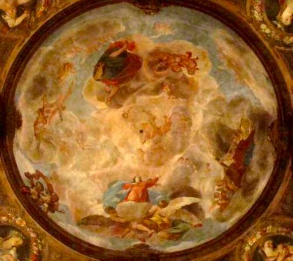 Frescos de Madrid: maestros olvidados, obras destruídas