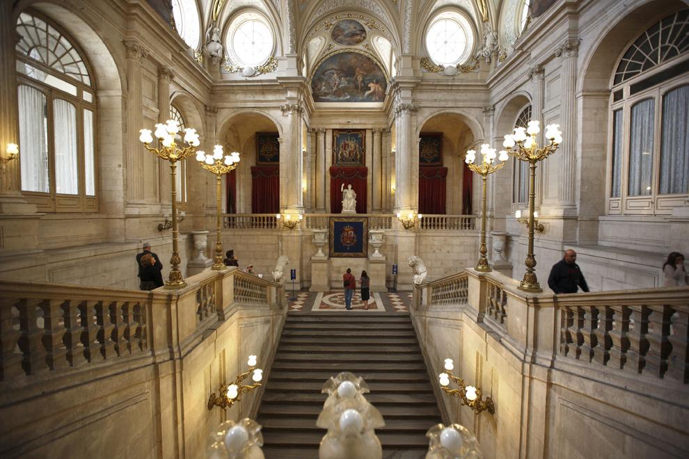 Carlos III y su Palacio Real en Madrid: historia de un desencuentro.