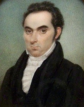 Sarah Goodridge: Daniel Webster, 1825.