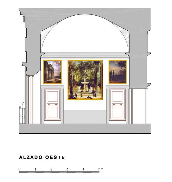 La Galería de Paisajes de Aranjuez en tiempos de Felipe IV