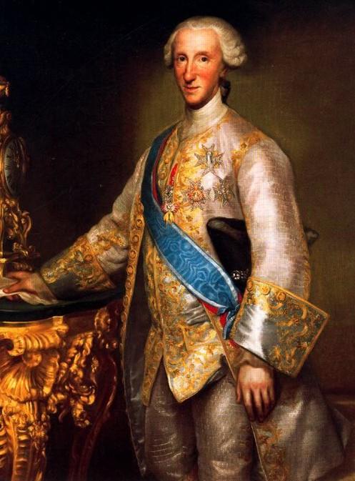 Francisco de Goya: Retrato del Infante Don Luis Antonio de Borbón.