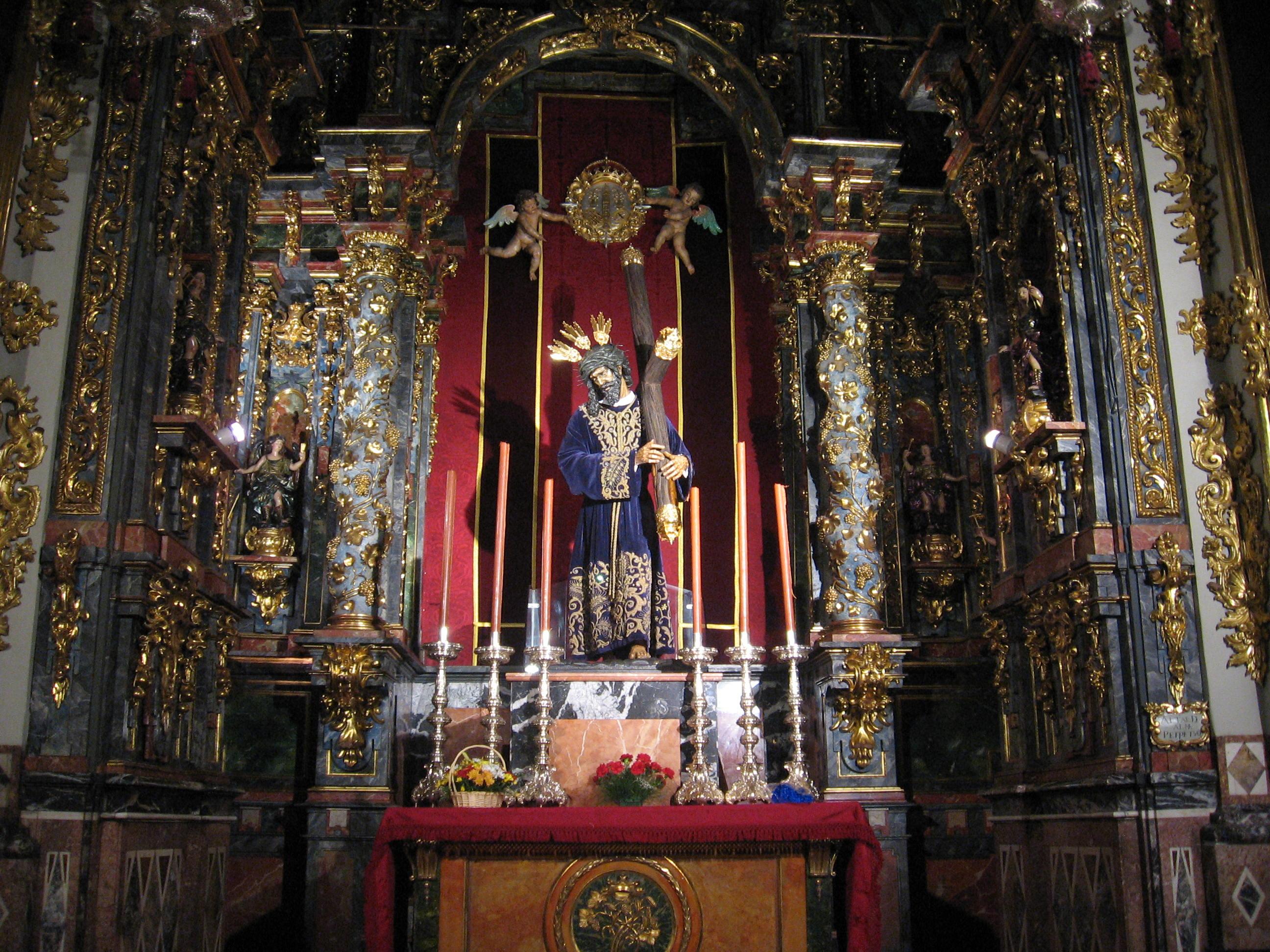 Pasión por el Arte: La exaltación de la Buena Muerte y su capilla en Madrid.