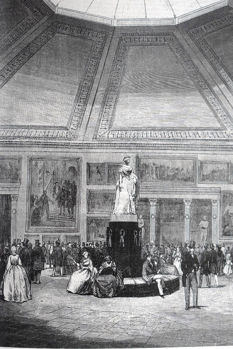 El Museo Nacional (1838-1872). La Desamortización y su repercusión en el Arte.