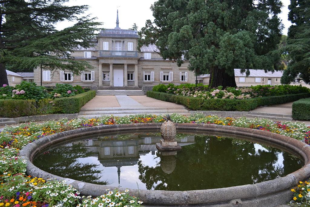 Las casas de campo de Carlos IV