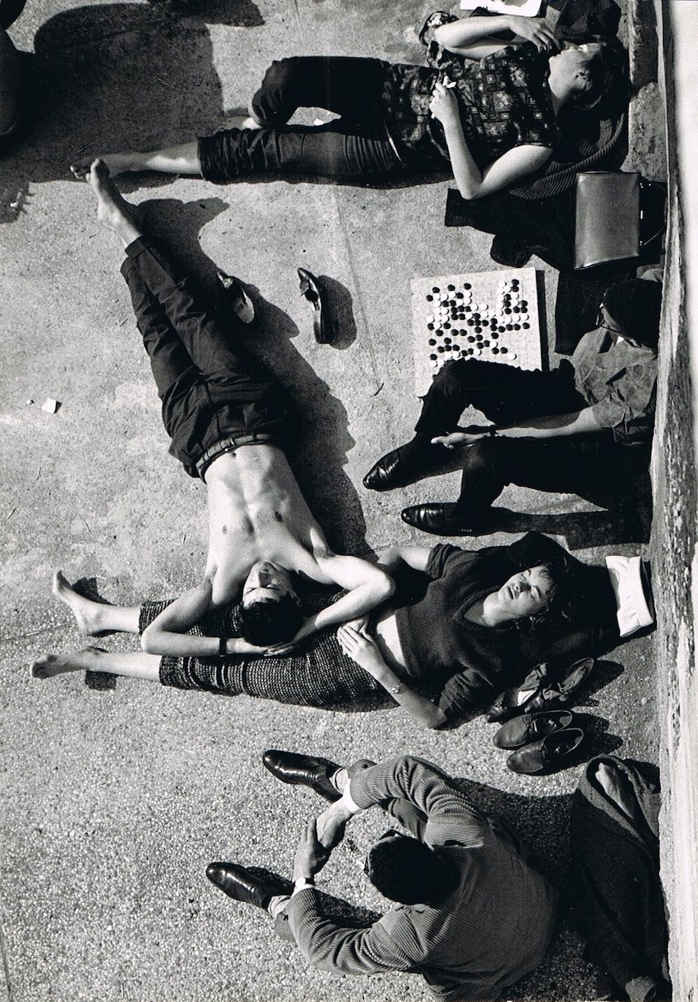 La realidad en blanco y negro de Gerardo Vielba