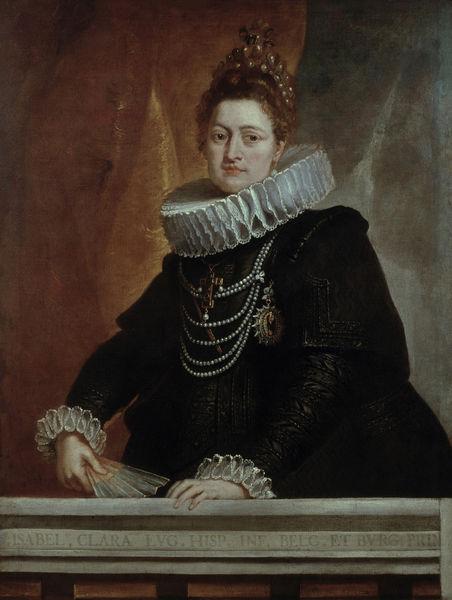 Retratos de mujer. Isabel Clara Eugenia, una mujer de Estado