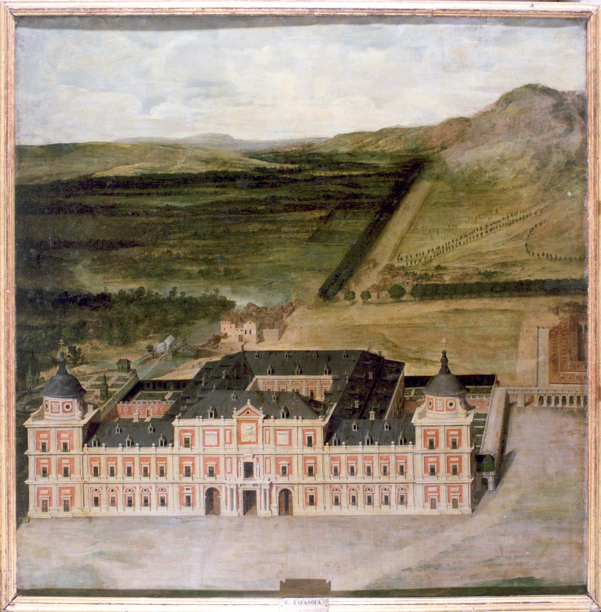 Aranjuez, la creación del ameno paraje y Real Sitio