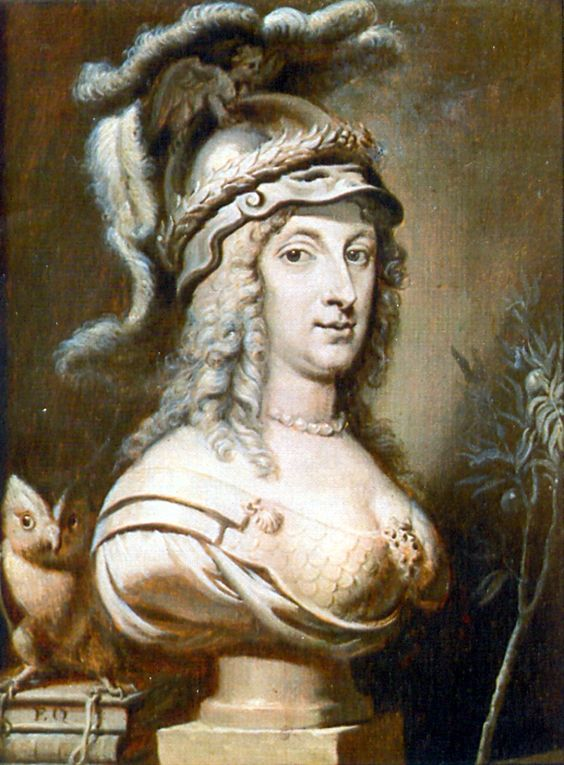 Cristina de Suecia, una Minerva irreductible