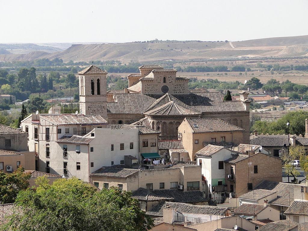 La iglesia de Santiago del Arrabal en Toledo, la catedral mudejar