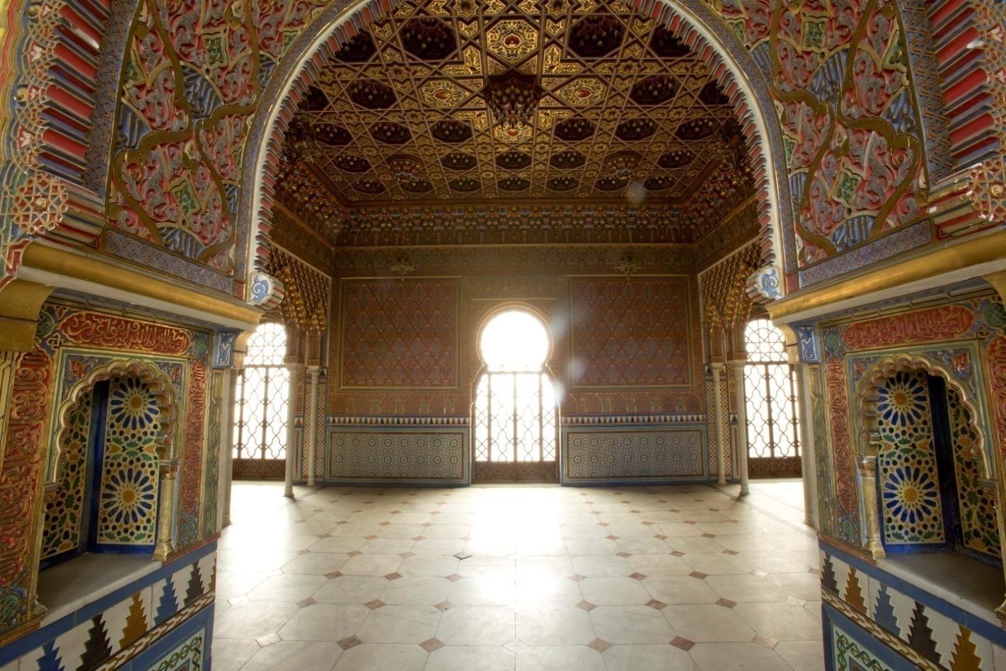 Buscando el estilo nacional: Alhambrismo en el Museo de Artillería.