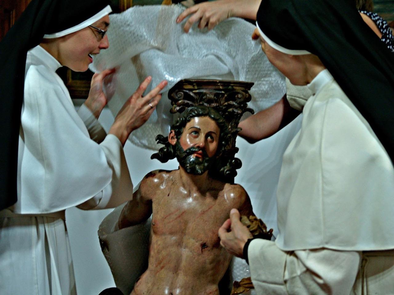 Por el definitivo retorno del Cristo de Ducete al Monasterio de las Sofías de Toro