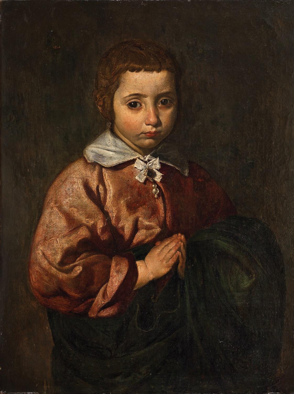 """Retrato de Niña o Joven Inmaculada"": Un Velázquez inédito sale a la luz"