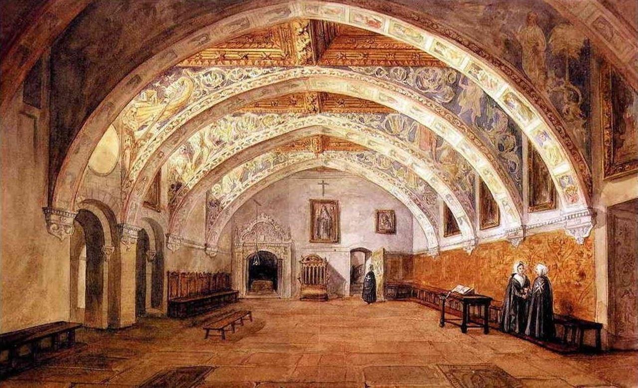 Sijena: un largo expolio y una complicada recuperación de su patrimonio