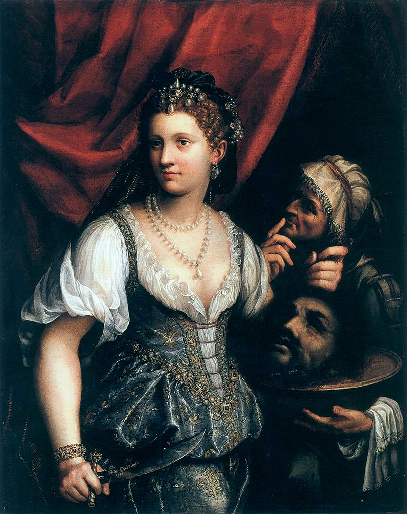 812px-Judith_with_the_head_of_Holofernes
