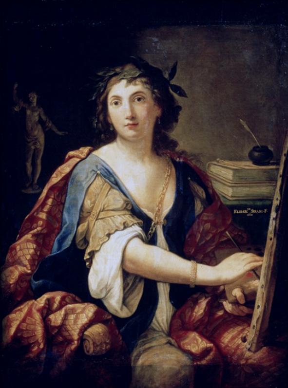 """Elisabetta Sirani: El triunfo de una mujer """"virtuosa""""."""