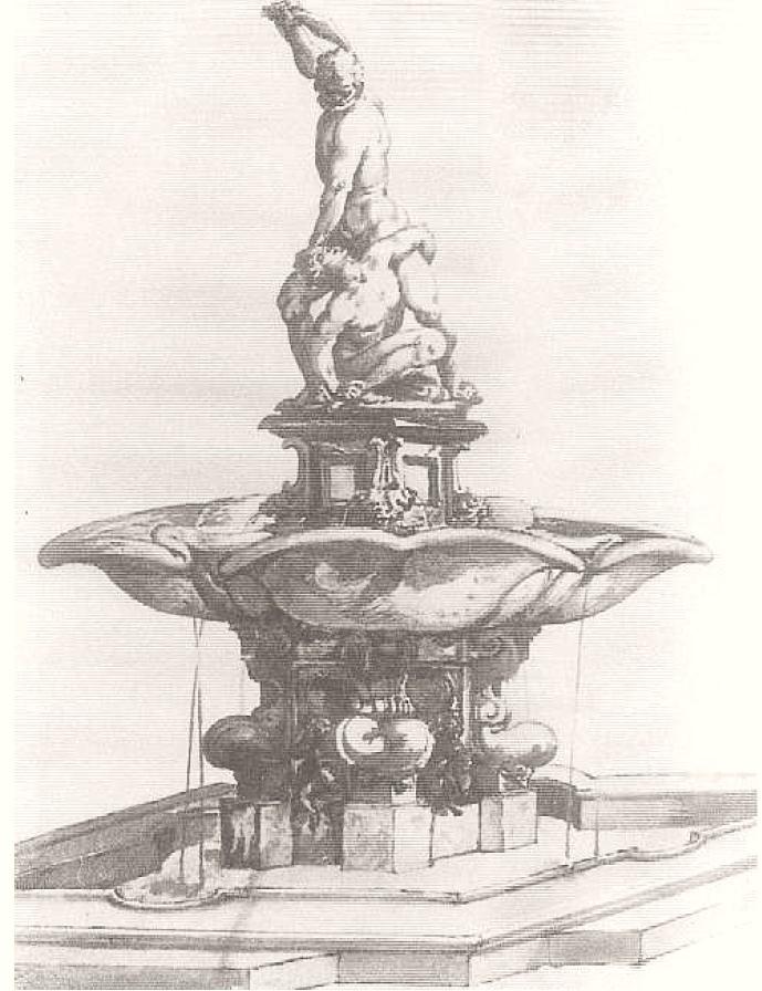 Sansón y el filisteo de Giambologna: un peón en el tablero diplomatico de la Edad Moderna