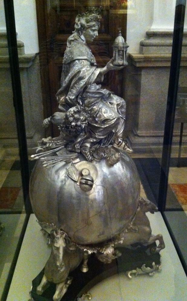 El rico tesoro que Mariana de Neoburgo regaló a la Catedral de Toledo