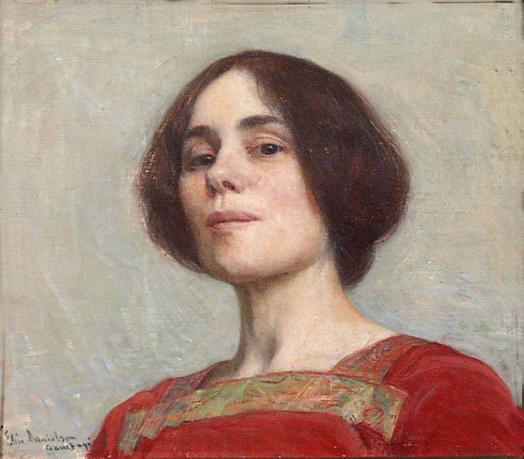 La pintora que llegó del frío: Elin Danielson-Gambogi
