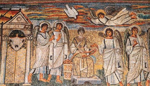 La Anunciación: el nacimiento de una iconografía (I)
