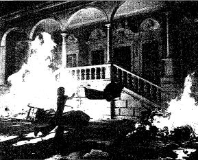 El incendio de la Embajada española en Lisboa de 1975