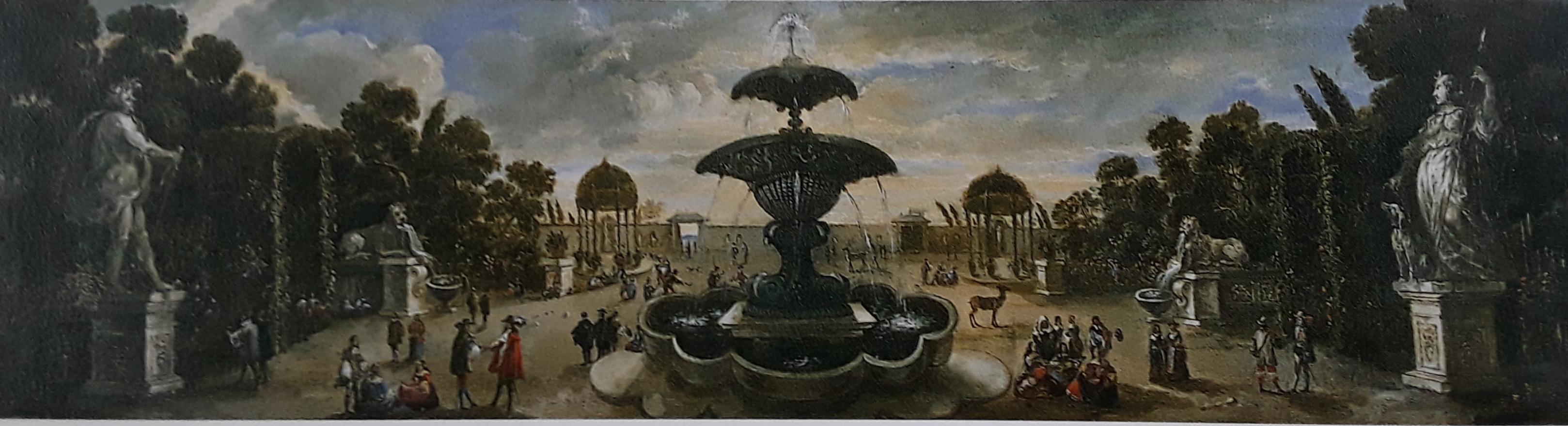 San Pablo o la ermita mitológica. Un oxímoron en la corte del Rey Planeta