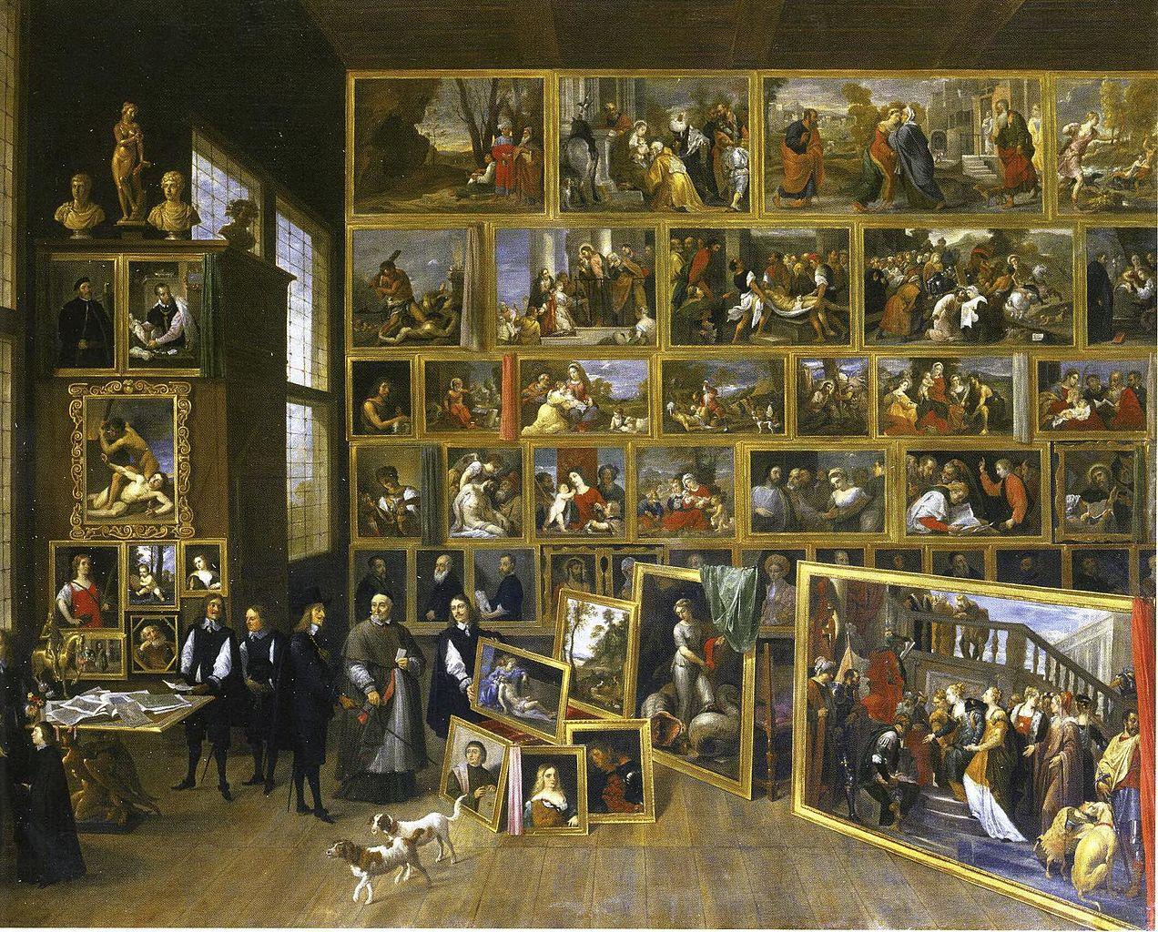 El Ecce Homo de Tiziano en Transilvania. La historia de éxito de un modelo