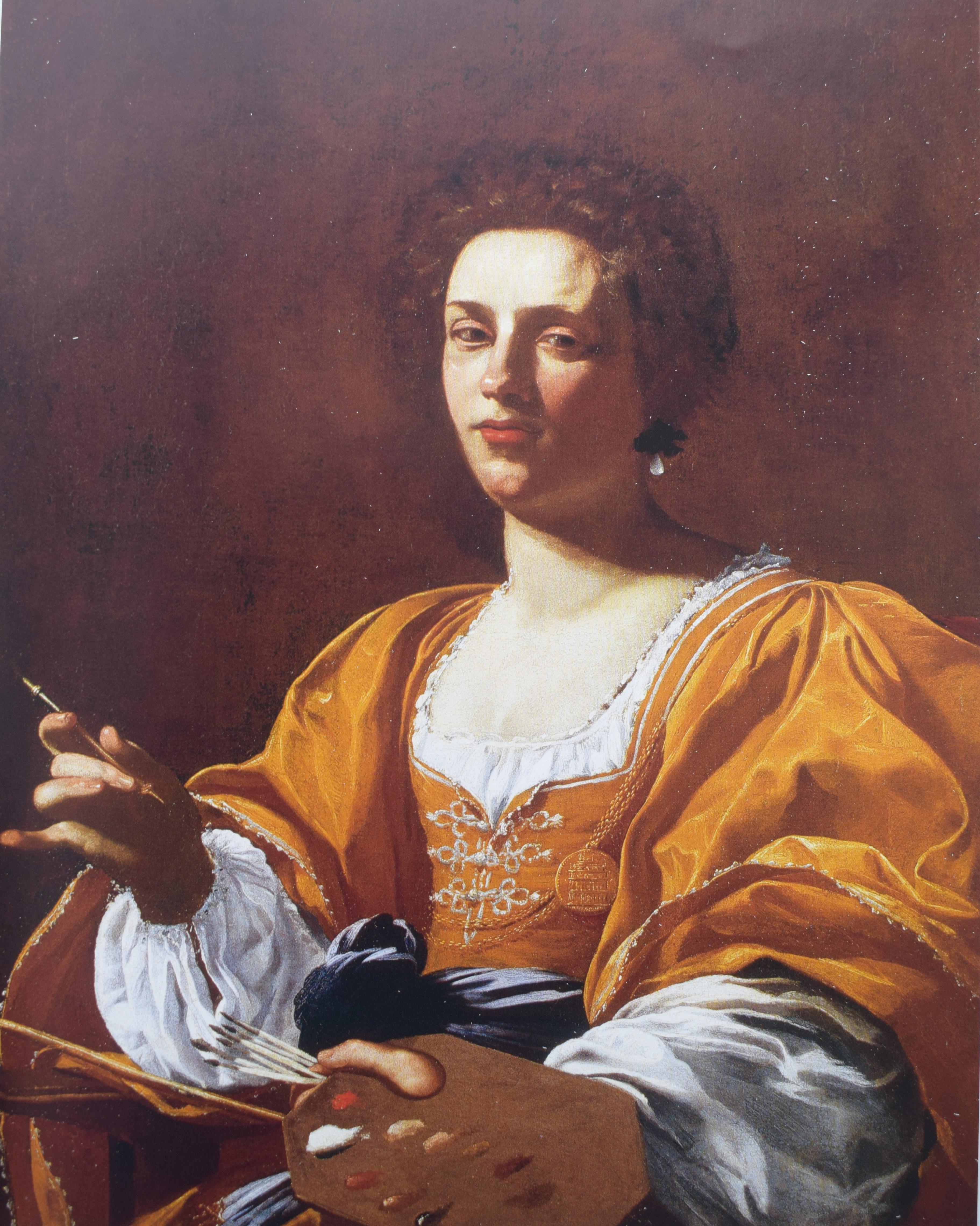 Artemisia Gentileschi en España.