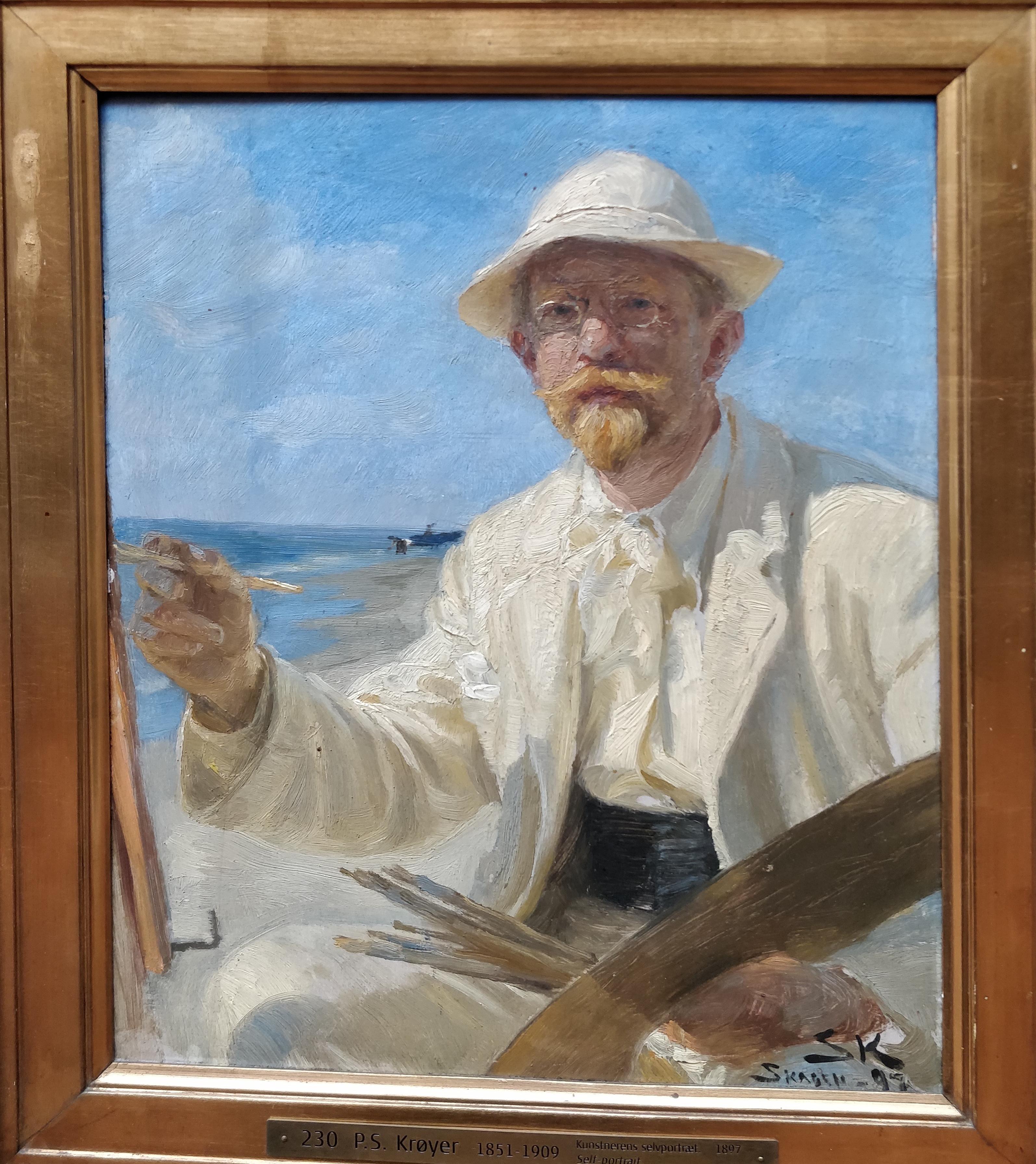 Krøyer, la luz nórdica que guió a Sorolla