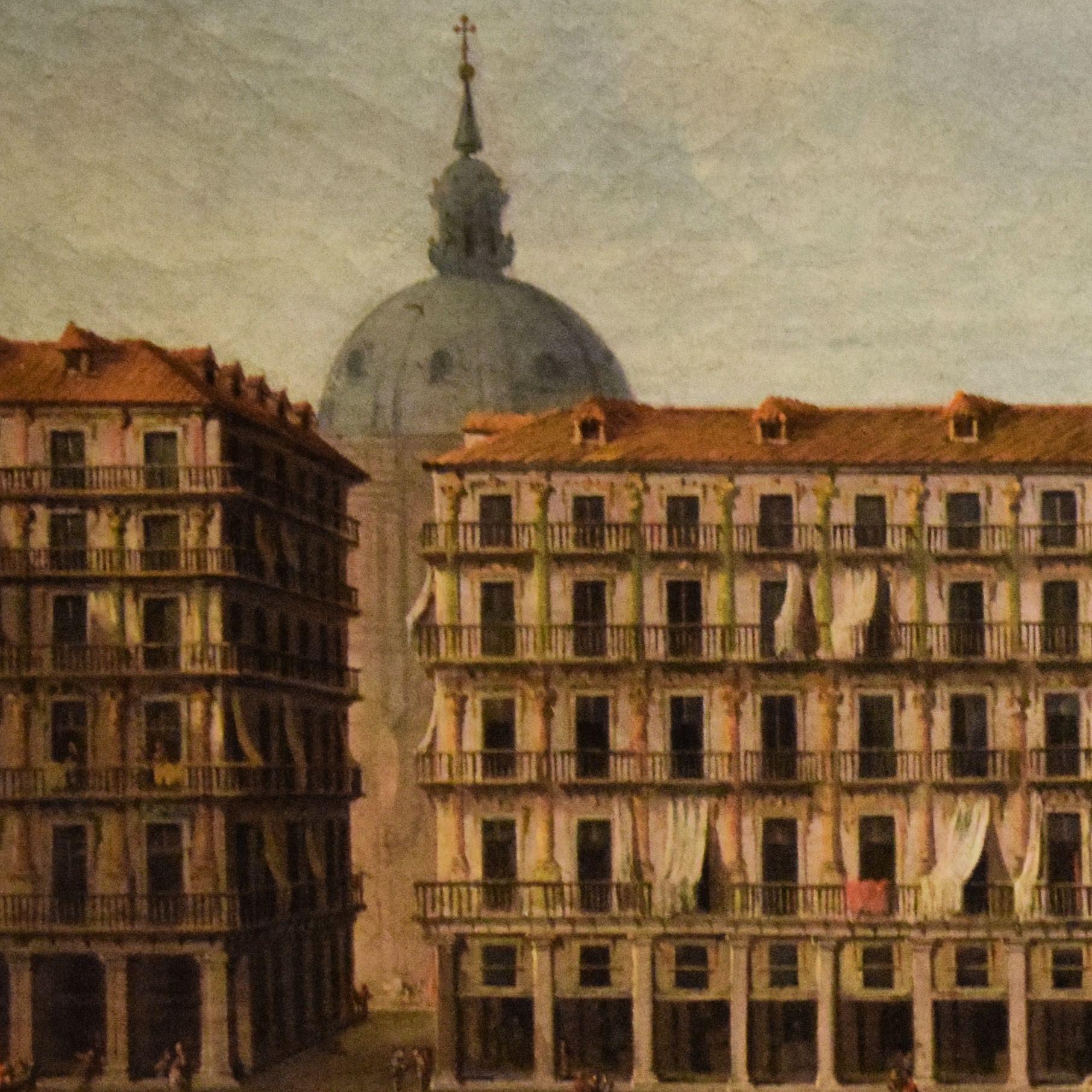 La Casa Profesa de Madrid. Un singular edificio desaparecido.