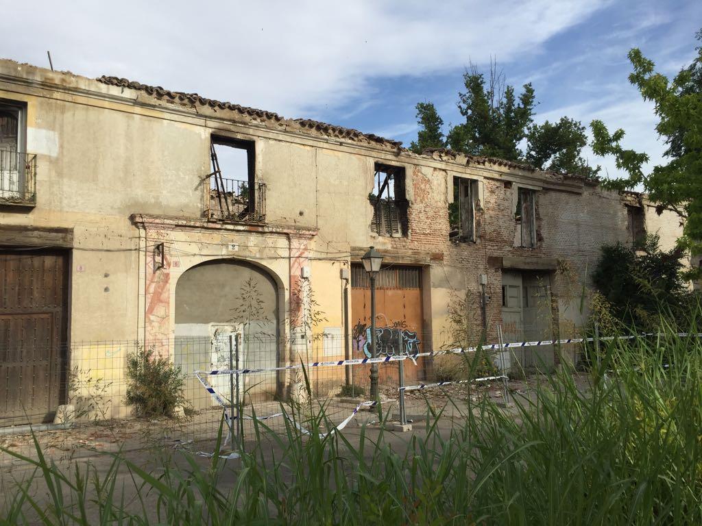 Crónica de una muerte anunciada: El Palacio de los Duques de Osuna en Aranjuez