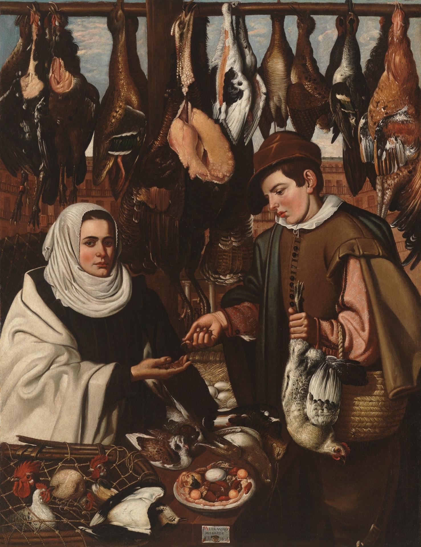 De la mesa al lienzo (III): la escuela toledana en el primer naturalismo.