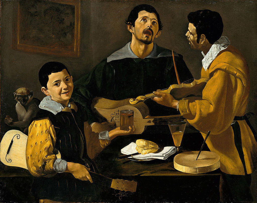 De la mesa al lienzo (V). Sevilla y Velázquez.