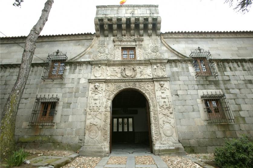 La eclosión en Ávila de un sobrio Renacimiento arquitectónico: el palacio de los Contreras