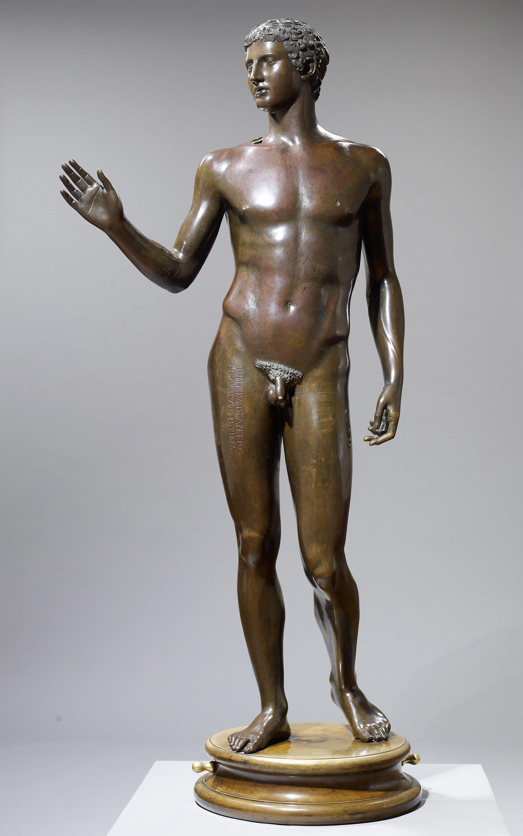 Eva y Adán expulsados del Paraiso. Dos esculturas de Aranjuez desaparecidas.