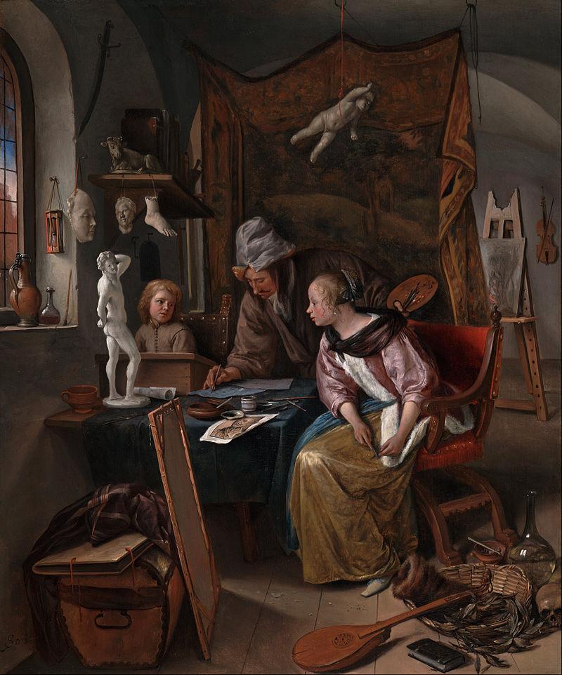 La mujeres en los talleres de arte españoles del Siglo de Oro: Artífices y Administradoras