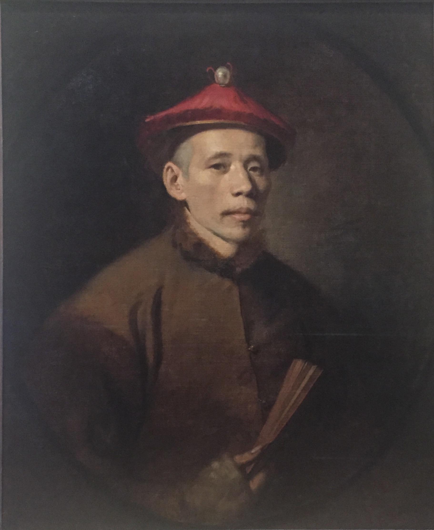 Chitqua, el escultor chino que revolucionó Londres