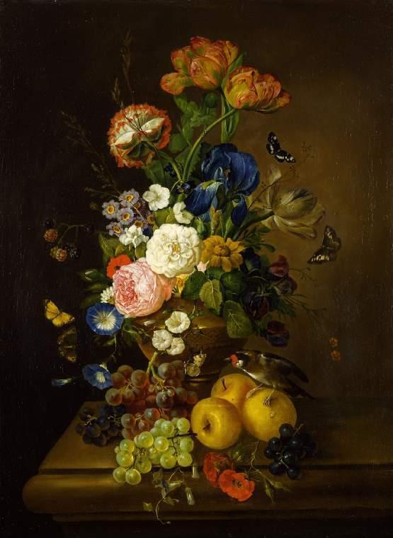 La artista de las flores: Mary Moser